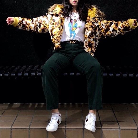 ccf20646a3f adidas Jackets & Coats | X Jeremy Scott Sunflower Puffer Jacket ...